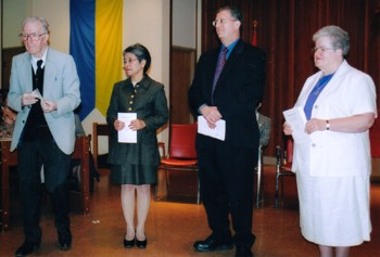 ASN Induction Ceremony 2004
